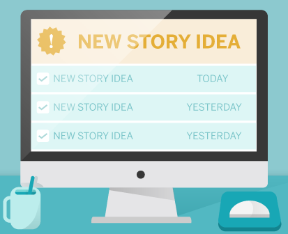 Meeting a deadline? Get story ideas in your inbox.